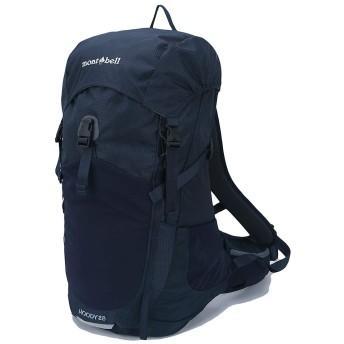 (モンベル) mont-bell フジ28 登山バッグ tracking backpack HUDI 28L (ネイビー) [並行輸入品]