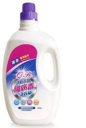 QR 清除衣物腸病毒洗衣精2000ML/瓶裝