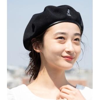 ビス/【KANGOL】メッシュベレー帽/ブラック/M