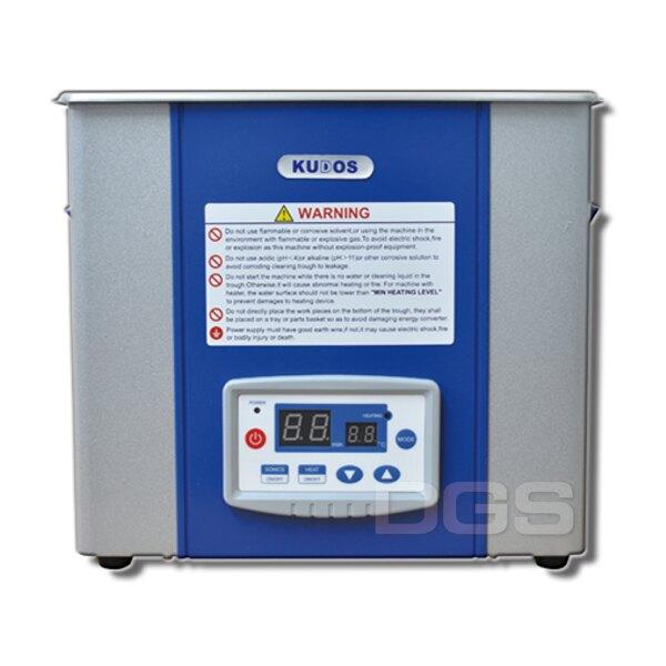 《KUDOS》超音波洗淨器 基本型 Ultrasonic Cleaner