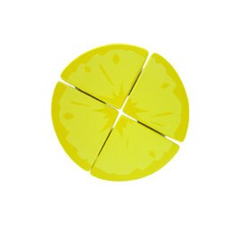 【淘氣寶寶】【台灣 MULEDY 木樂地】鳳梨/家家酒切菜玩具