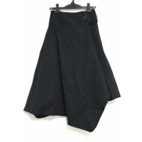 ミラオーウェン Mila Owen スカート サイズ0 XS レディース 美品 黒【中古】