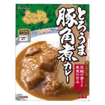 ハウス食品 とろうま豚角煮カレー<中辛> 1個