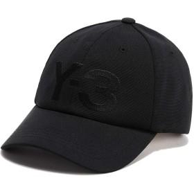 Y-3 ワイスリー メンズ キャップ LOGO CAP FH9290 ブラック ロゴ 帽子 アクセサリー シンプル adidas yohji yamamoto ヨウジヤマモト|FREE ブラック