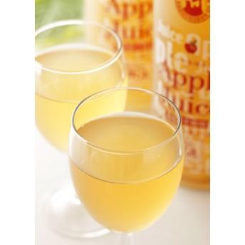 まっかなほんと 果汁100% 農薬不使用りんごジュース 青森県産「サンふじ」「サンジョナ」をブレンド【720ml×2本入り】