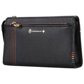 (Bag & Luggage SELECTION/カバンのセレクション)カステルバジャック シェスト セカンドバッグ ハンドバッグ 牛革 027221/ユニセックス ブラック 送料無料