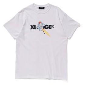 【XLARGE:トップス】【XLARGE×幽遊白書】S/S TEE KUWABARA