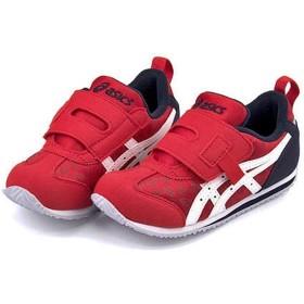 [アシックス] 女の子 キッズ 子供靴 運動靴 通学靴 ランニングシューズ スニーカー アイダホスポーツパックミニ カジュアル コンフォート 学校 SPORTS PACK MINI 1144A023 レッド/ホワイト 18.5cm