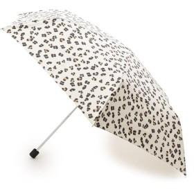 SOUP(スープ) Wpc. レオパード柄折りたたみ傘