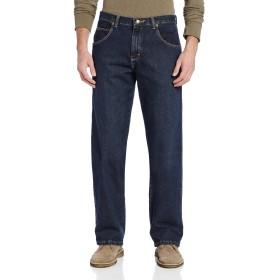 Wrangler メンズRugged Wearリラックスストレートフィットジーンズ US サイズ: 36W x 36L カラー: ブルー