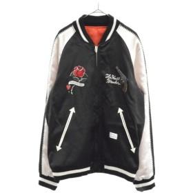 BEDWIN & THE HEARTBREAKERS(ベドウィンアンドザハートブレーカーズ)18SS MCKNIGHT 胸刺繍スーベニアジャケット