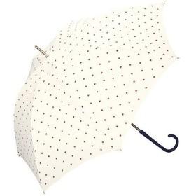 w.p.c 雨傘 ハート 長傘 手開き オフホワイト 58cm 7708-08 ( 1本入 )/ w.p.c