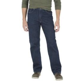 Wrangler PANTS メンズ カラー: ブルー