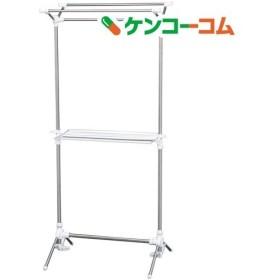 アイリスオーヤマ ステンレス室内物干し CLS-800SER ホワイト ( 1台 )/ アイリスオーヤマ