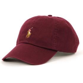 [ポロ ラルフローレン] POLO RALPH LAUREN 正規品 メンズ ポニー刺繍 キャップ 帽子 POLO PONY HAT 並行輸入品 (コード:4126960529-1) [並行輸入品]