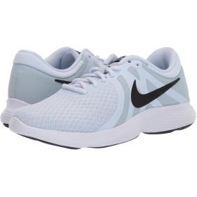 [ナイキ] レディース・スニーカー・スケートシューズ・靴 Revolution 4 Half Blue/Black/Wolf Grey/White 7 (24cm) B [並行輸入品]