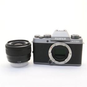 《美品》FUJIFILM X-T100 レンズキット