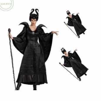 コスチューム ハロウィン 大人用 コスプレ レディース  悪魔 ダンス パーティー仮装 ウィッチ パフォーマンス 用具 キャラクター イベン