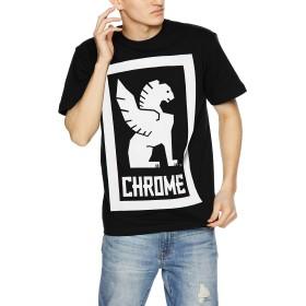 [クローム] Tシャツ BIG LOCKUP TEE 2019 メンズ BLACK 日本 S (日本サイズS相当)