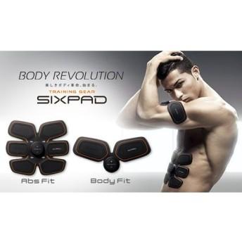 「腹筋」と「気になる部位」をトレーニングできる2台セット。筋肉をEMSでしっかり鍛え上げ、美しく引き締まったボディラインへと導く《SIXPAD Abs&Bodyセット》 ビューティー&コスメ フィットネス・トレーニング エクササイズグッズ au WALLET Market