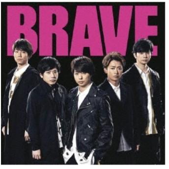 嵐 Brave 初回限定盤 CD+DVD JACA-5806