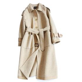 アンミダ(ANMIDA)ウール90% コート ウールコート レディース ウールコート レディース アウター 冬 コート ウール レディース スタンドコート 上品 アウター コート 春 おしゃれ