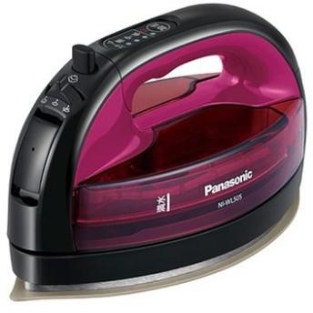 パナソニック コードレススチームアイロン カルル NI-WL505-P [ピンク]