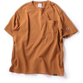 [シップス] Champion チャンピオン Tシャツ 半袖 メンズ 112120927 オレンジ S