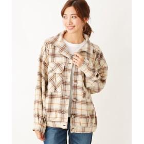 SHOO・LA・RUE/Cutie Blonde(シューラルー) アソート ワークシャツジャケット