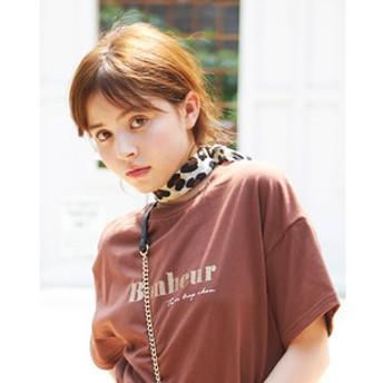 【INGNI:ファッション雑貨】NEW ヒョウ柄スカーフ