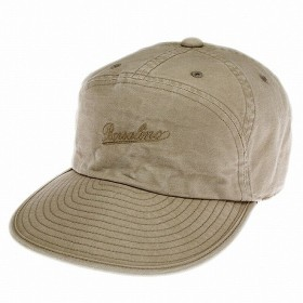 Borsalino CAP ワイドキャップ  春夏 サイズ:S~5L (カーキ, 2L)