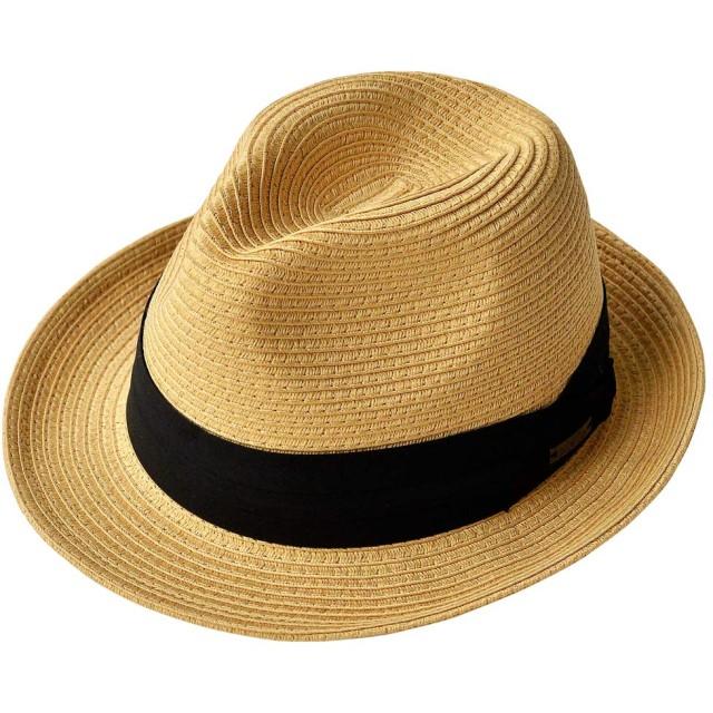 洗濯機で洗える ハット 帽子 メンズ レディース オールシーズン キッズ UV 大きいサイズ 折りたためる【Sサイズ/ライトベージュ(77)】