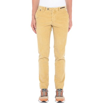 《期間限定セール開催中!》PT01 メンズ パンツ サンド 46 コットン 98% / ポリウレタン 2%
