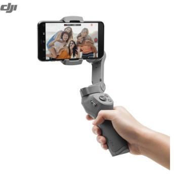 国内正規品 DJI Osmo Mobile 3 折りたたみ設計 優れた携帯性 ストーリーモード ジェスチェー スマートフォン用 ハンドヘルドジンバル 手ブレ補正 自撮り 軽量
