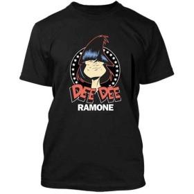 Dee Dee Ramone バンドTシャツ ディー・ディー・ラモーン Headshot M