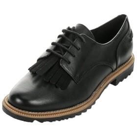 [クラークス] Griffin Mabel 26101099 Black Leather (Black Leather/3.5)