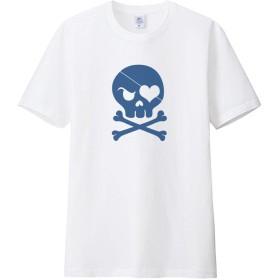 7MILE OCEAN メンズ 半袖 プリント ロゴ スカル ドクロ 骸骨 ハート アメカジ ストリート アウトドア S M L 2L 3L 4L 大きい 夏物