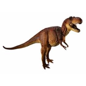 ダイノテイルズ ティラノサウルス ブラウンカラー[001556]