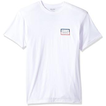 Billabong SHIRT メンズ US サイズ: Small カラー: ホワイト