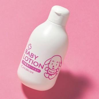 妊婦 産後ママ用ボディケア 犬印薬用ベビーローション【日本製 マタニティ ベビー】