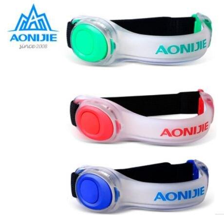 【登瑞體育】AONIJIE 安全反光手臂帶_AONIJIE18