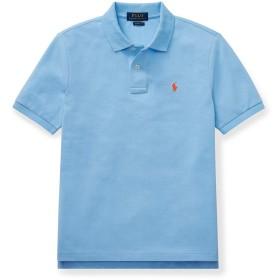 POLO RALPH LAUREN ポロ ラルフローレン ポロシャツ ポニー メンズ Boys Cotton Mesh Polo 並行輸入品(USボーイズサイズ)(323-11844) (BOY'S/XL(日本サイズL相当), COLLIN BLUE) [並行輸入品]