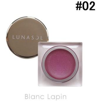ルナソル LUNASOL グラムウィンク #02 Lavender Frost 5.1g [689882]【メール便可】