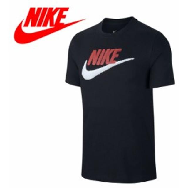 【2点までメール便送料無料】ナイキ ブランド マーク S/S Tシャツ AR4994-013 メンズ 19FA NIKE