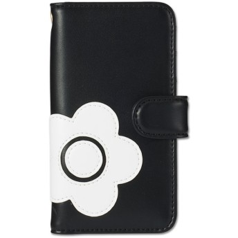 【マリークヮント/MARY QUANT】 デイジーアイコン モバイルケース for iPhone7/8