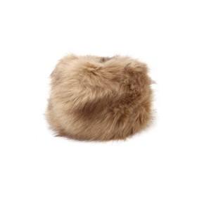 【公式/エヌ ナチュラルビューティーベーシック】ロシアンハット/女性/手袋・帽子/ベージュ/サイズ:FR/(グランド)ポリエステル 100%(パイル)アクリル系 62% アクリル 38%
