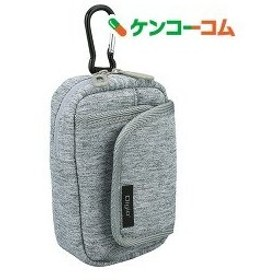 Digio2 デジタルカメラケース flap グレー DCC-062GY ( 1コ入 )/ Digio2