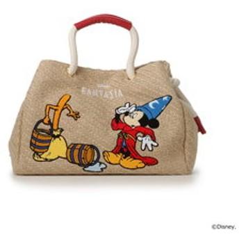 【Samantha Thavasa Deluxe:バッグ】【D23】ファンタジア ミッキーマウス/トートバッグ