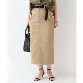 【スピック&スパン/Spick & Span】 BIO STONEベルトツキタイトスカート