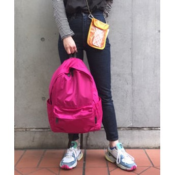 【Daily russet:バッグ】Backpack(M)/リュックサック